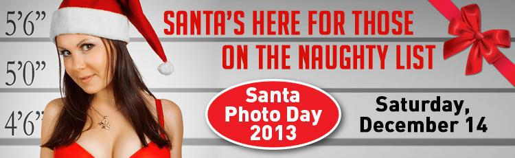 Santa Day Dec 14th