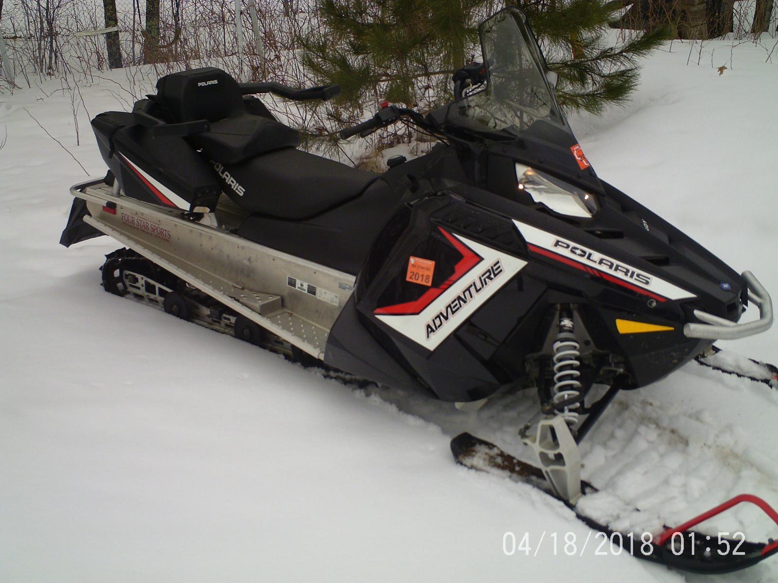 Used Snowmobiles from Polaris FOUR STAR SPORTS WEBB LAKE, WI
