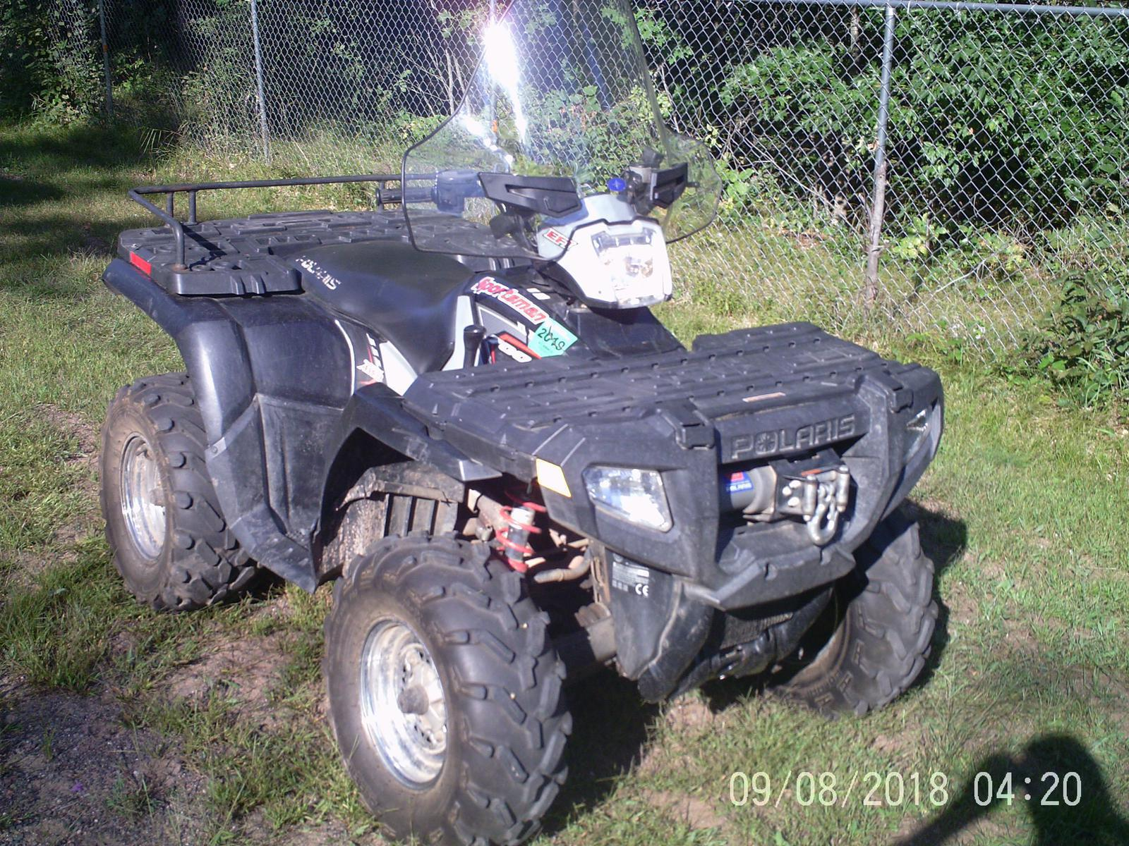 Used ATV'S from Polaris FOUR STAR SPORTS WEBB LAKE, WI (715