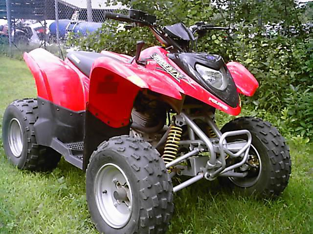 2005 Polaris Phoenix For Sale In Webb Lake Wi Four Star Sports