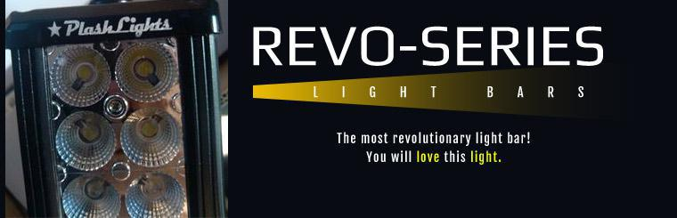 Contact us about REVO-SERIES light bars!