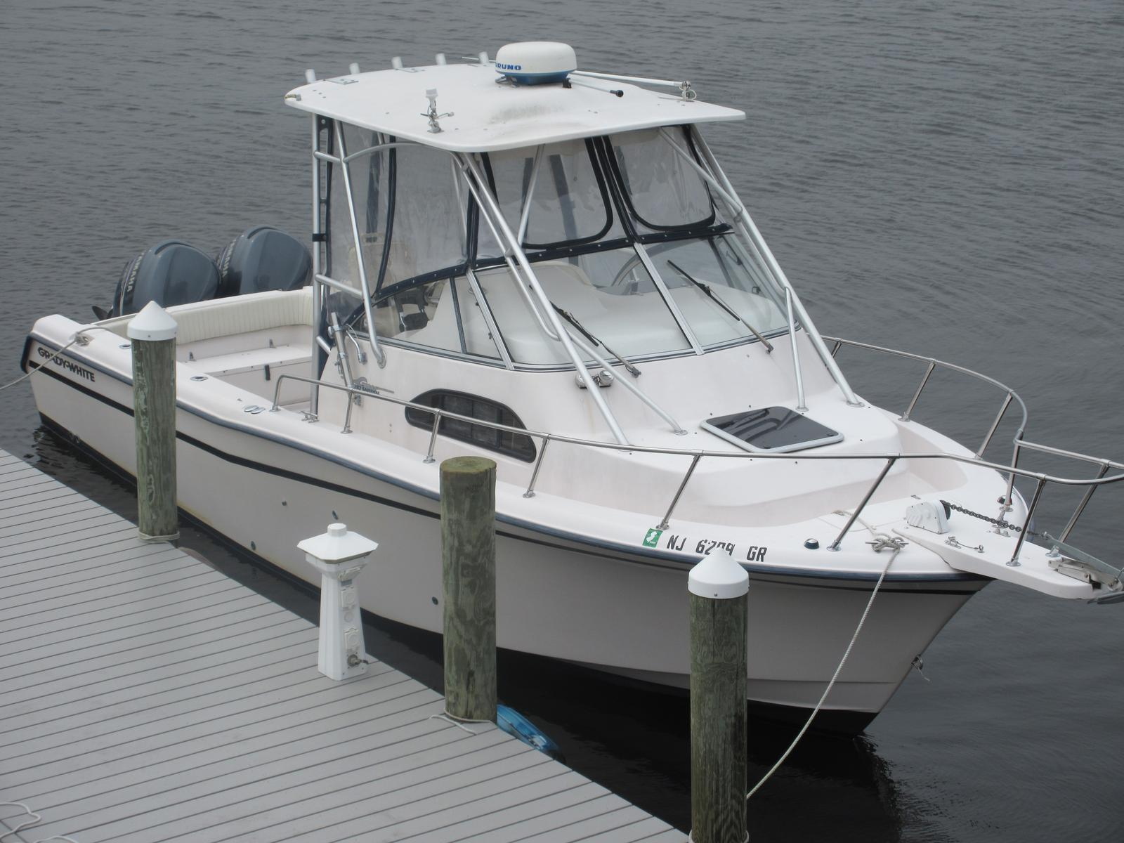 2002 Grady-White Sailfish 282 for sale in Brick, NJ  Comstock Yacht