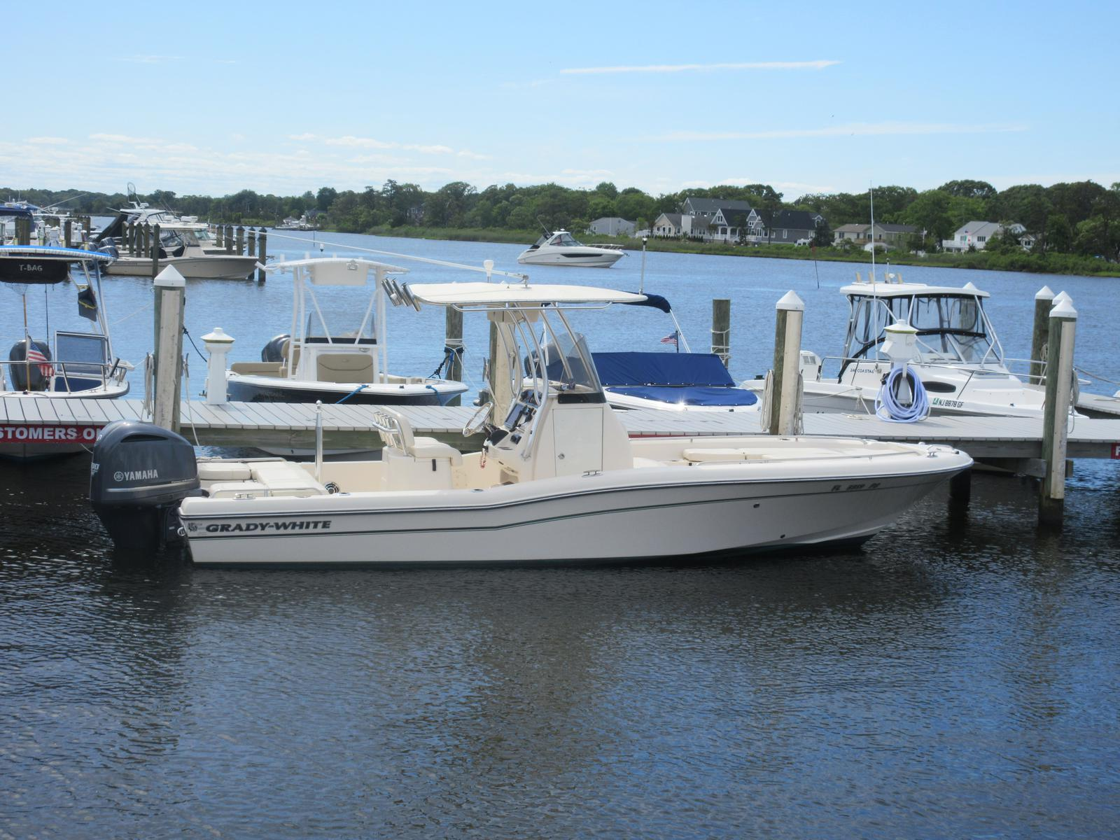 Inventory from Four Winns and Grady-White Comstock Yacht Sales