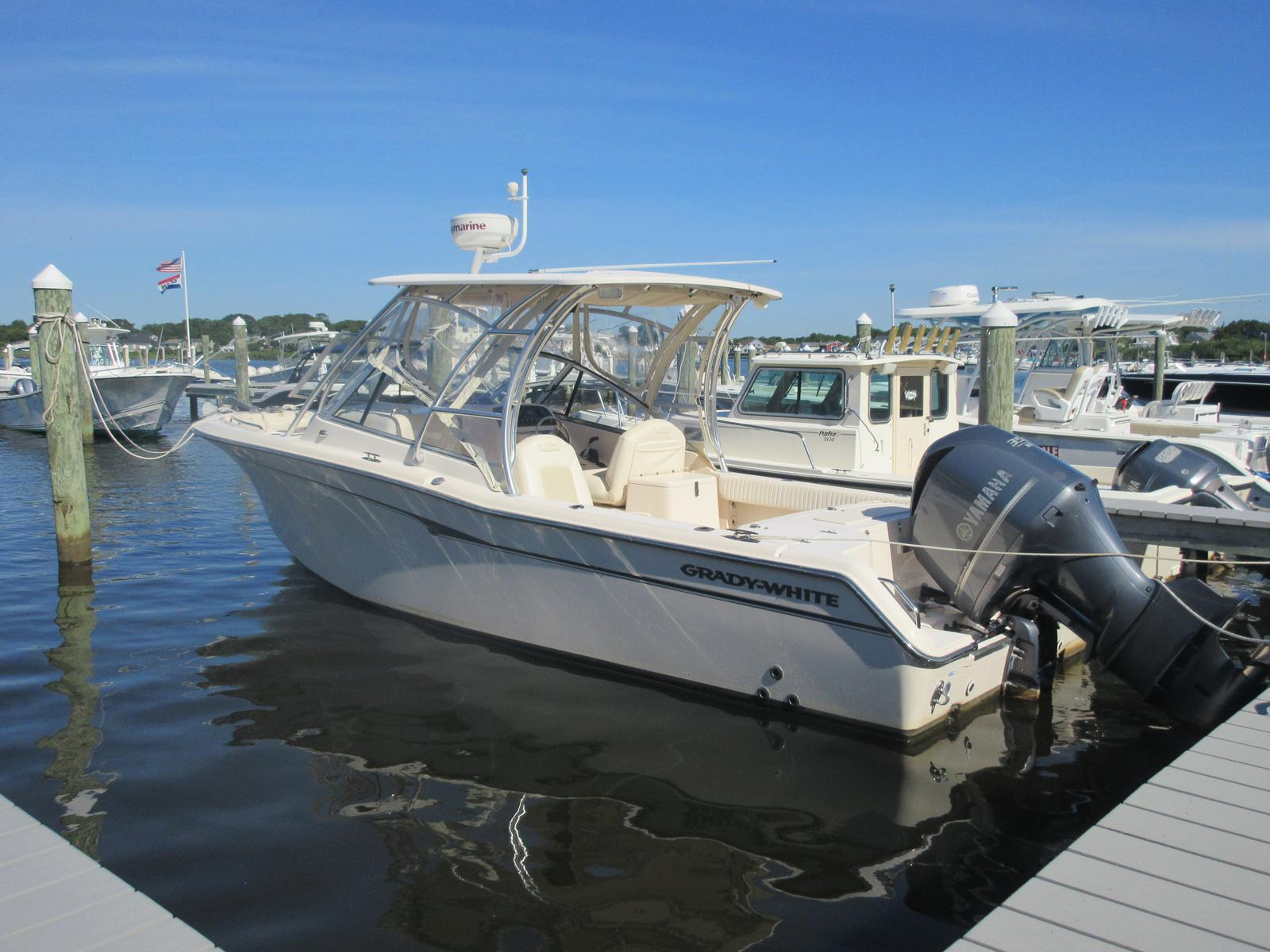 Inventory from Grady-White Comstock Yacht Sales & Marina Brick, NJ