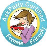Tires Plus of North Dakota is Ask Patty Certified Female Friendly!