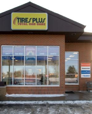 Tires Plus of North Dakota - Minot Air Force Base