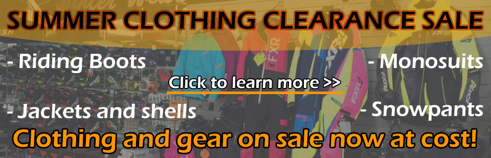 Summer Clothing Clearance Sale