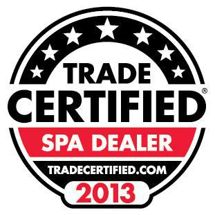 Trade Certified Spa Dealer