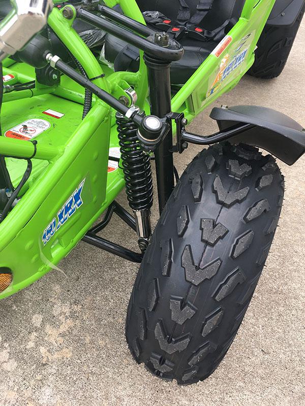 Trailmaster Karts 2018 150 XRX