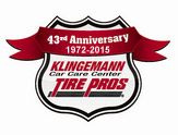 Klingemann Car Care Center is celebrating 43 years in business!