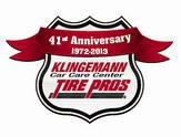 Klingemann Car Care Center is celebrating 41 years in business!