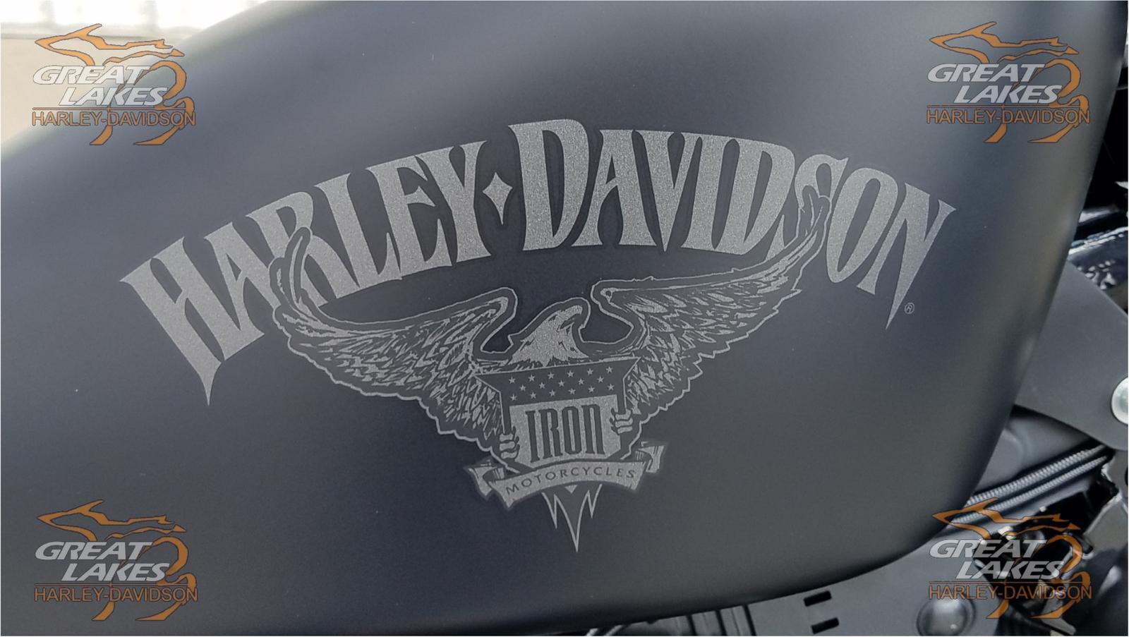 74d014dea7331 2017 harley-davidson® xl883n - 883 iron for sale in bay city