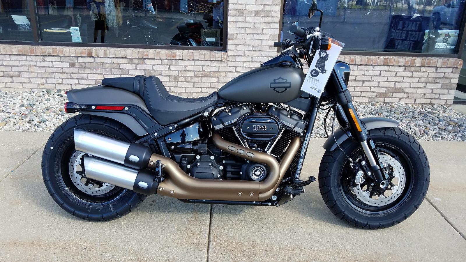 2018 Harley-Davidson® FXBS for sale in Bay City, MI | Great Lakes