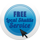 Free local shuttle service.