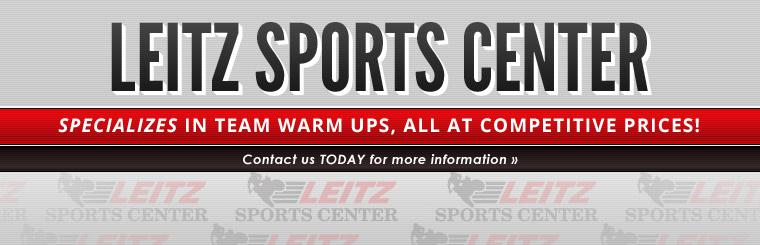 Leitz Sports Center specializes in team warm ups, all at competitive prices! Contact us to learn more.