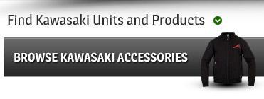 Browse Kawasaki Accessories