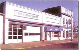 Tripp's Tire Service, Ayden NC Location