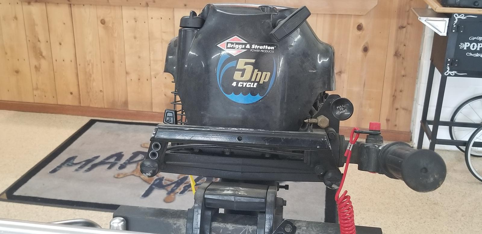 Outboard Motors from Briggs and Stratton Mapleton Marine