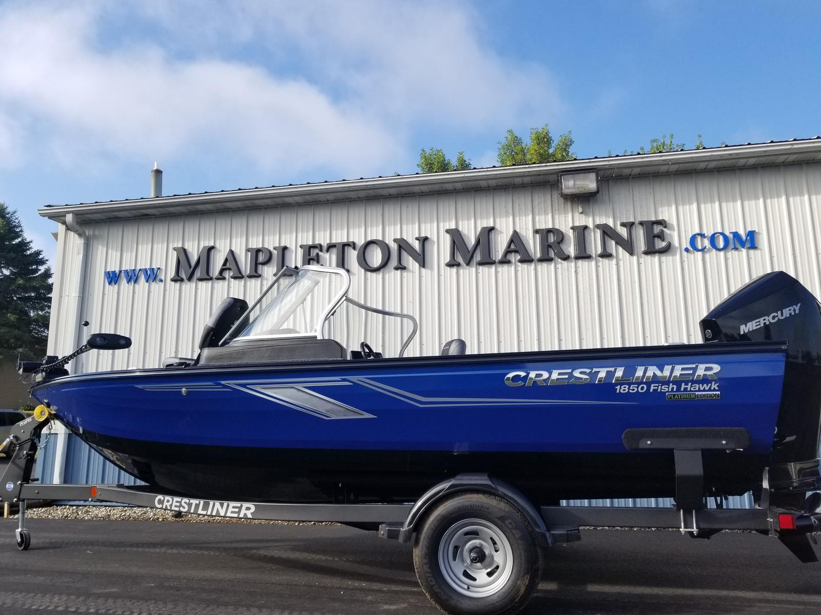 2019 Crestliner 1850 Fish Hawk For Sale In Mapleton Mn Fishing Boat Wiring Harness 20180829 090220