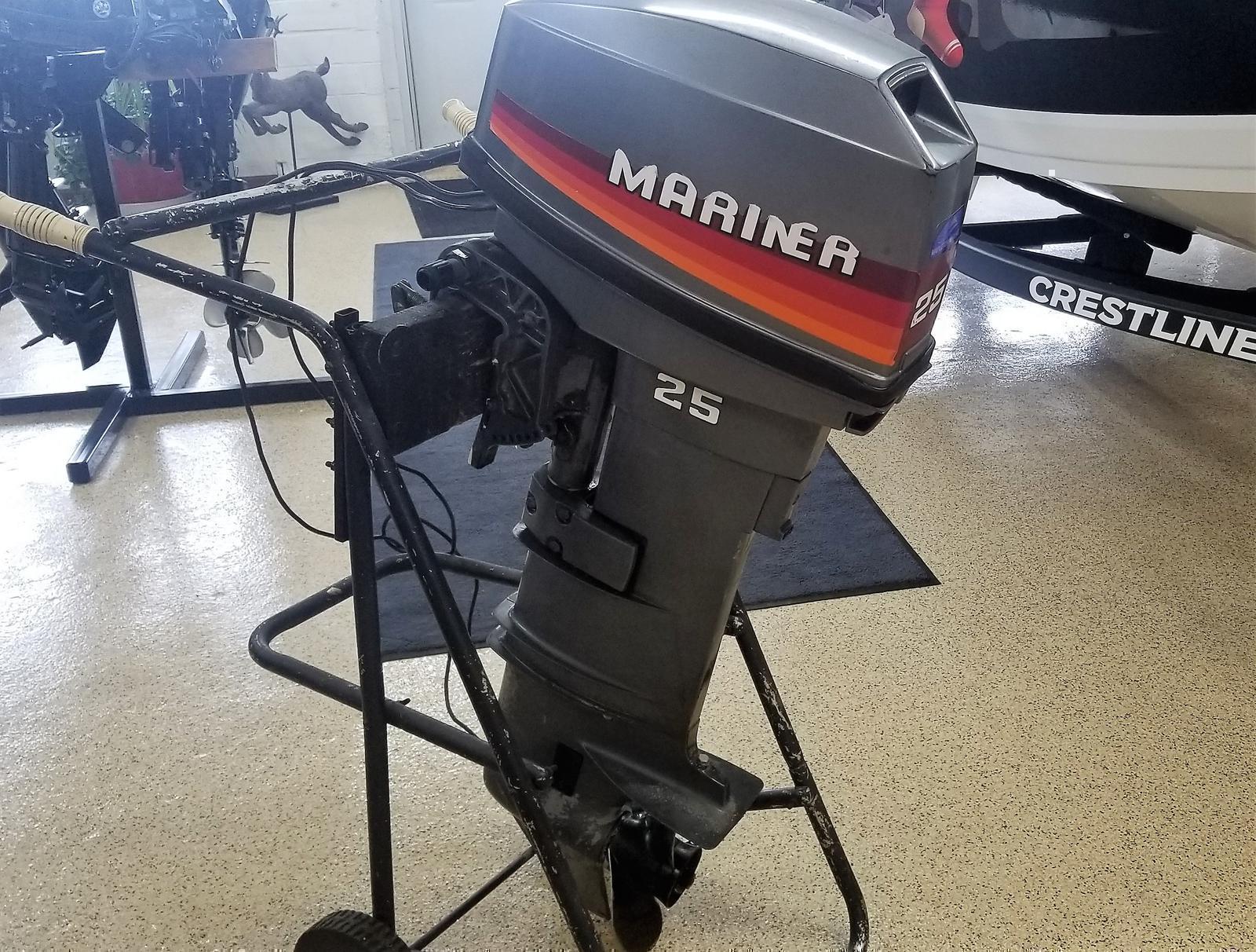 Inventory from Mariner and Mercury Marine Engines Mapleton