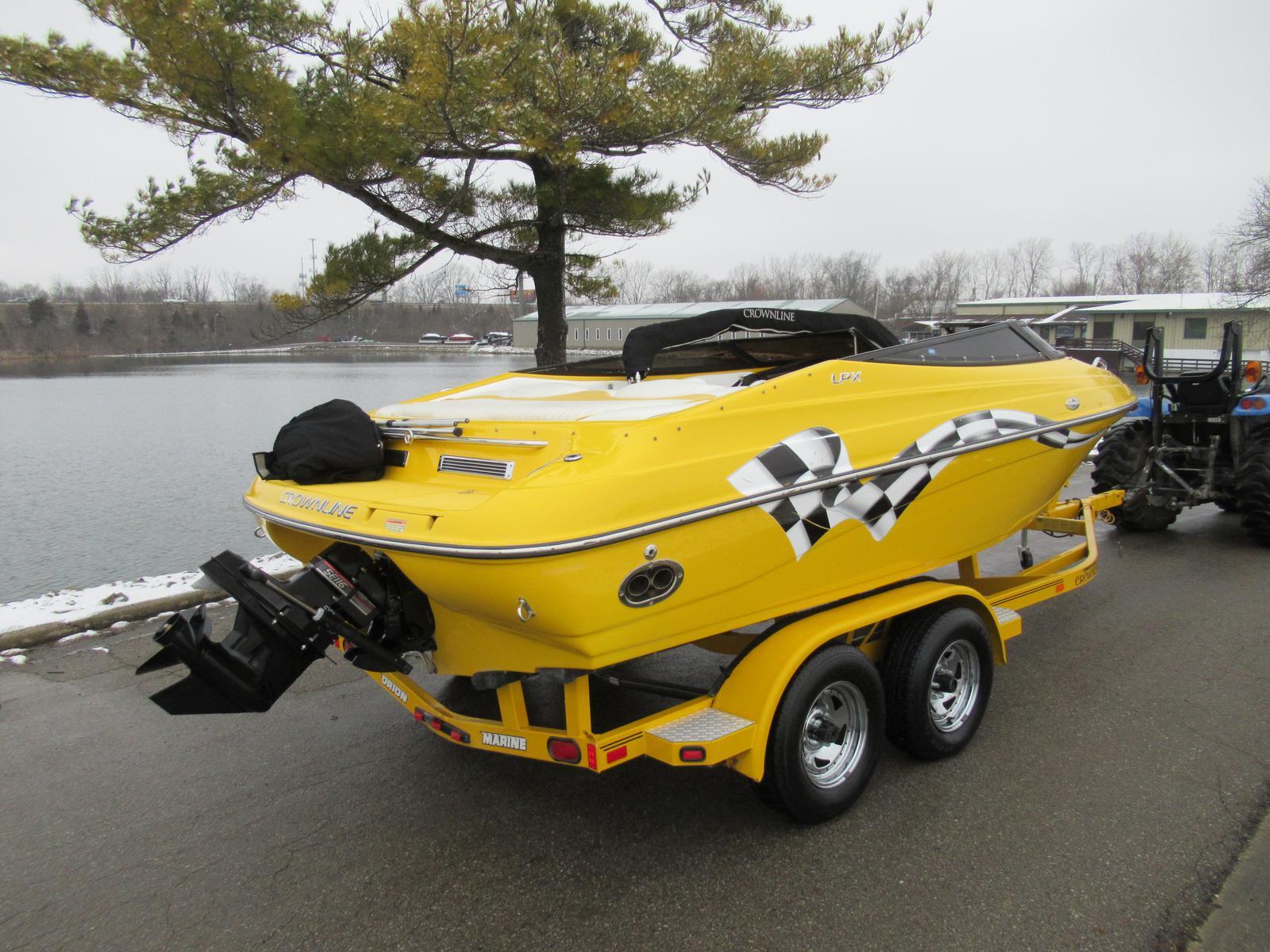 Crownline 202 LPX Trailerable Premium Boat Cover