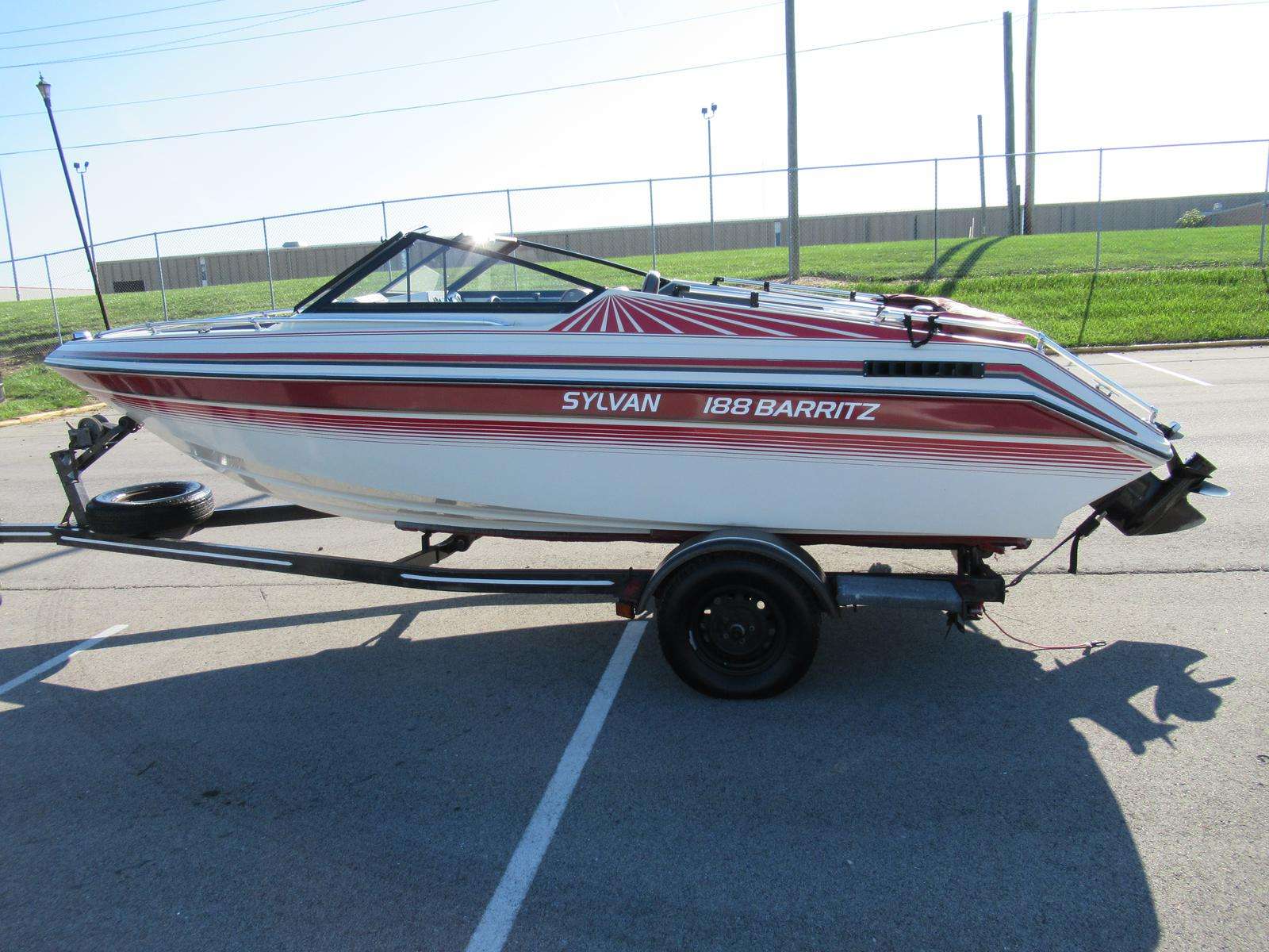 Sylvan Boat Wiring 89 Real Diagram Pontoon 1989 18 For Sale In Indianapolis Just Add Water Boats Rh Justaddwaterboats Com Deck Used Fishing
