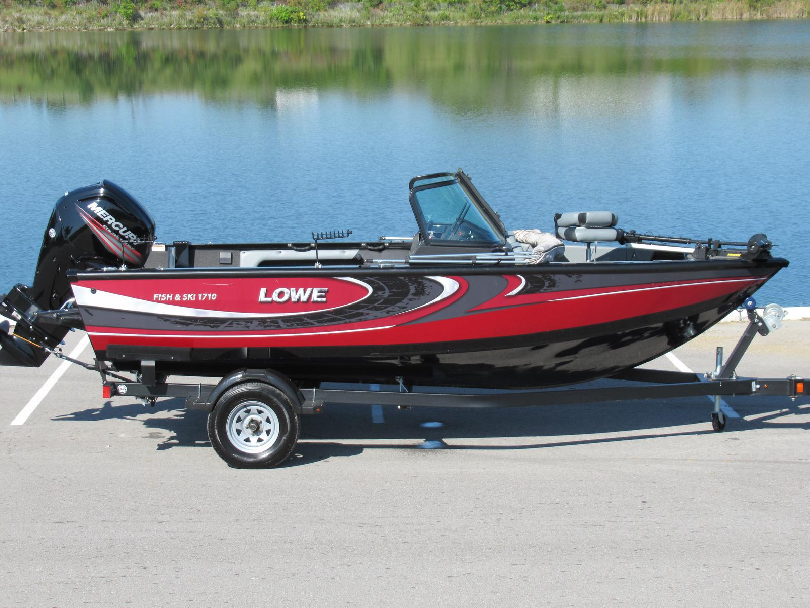 2016 Lowe 1710 Fish And Ski For Sale In Indianapolis Just Add Boat Harness 16 Fs1710 19