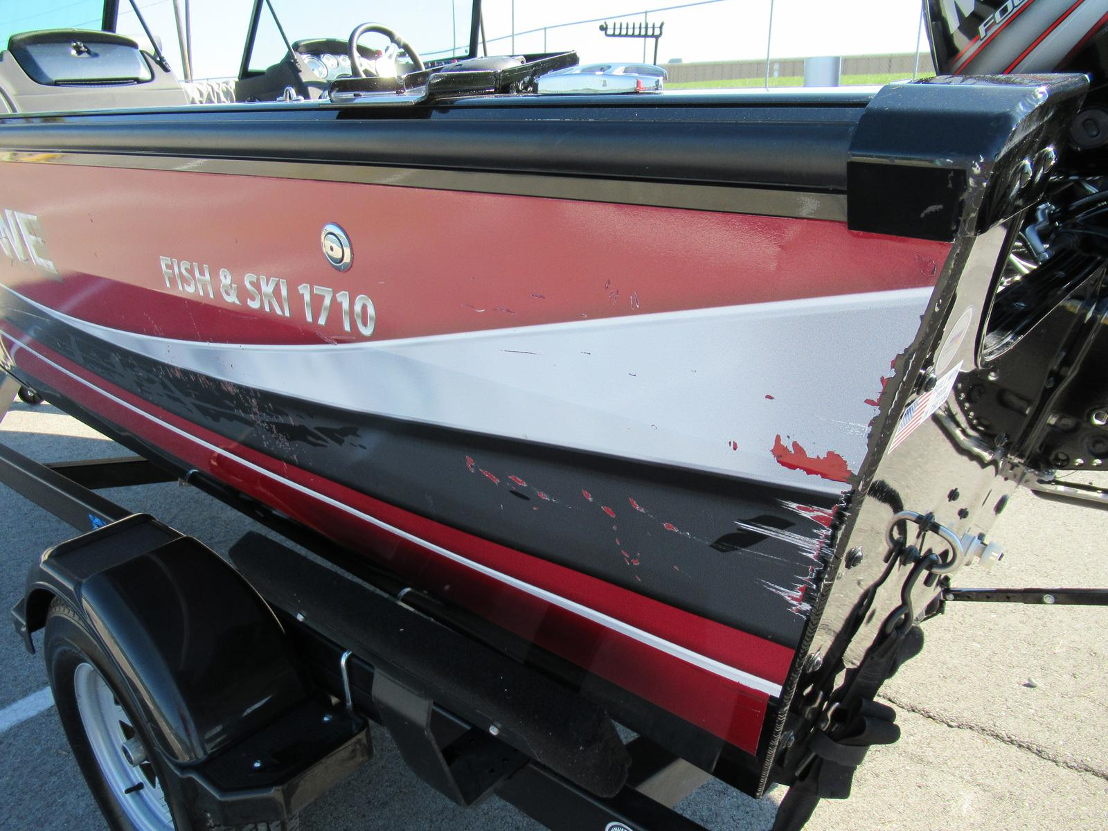 2016 Lowe 1710 Fish And Ski For Sale In Indianapolis Just Add Boat Harness 16 Fs1710 6