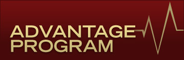 Click here for information about our Advantage Program.