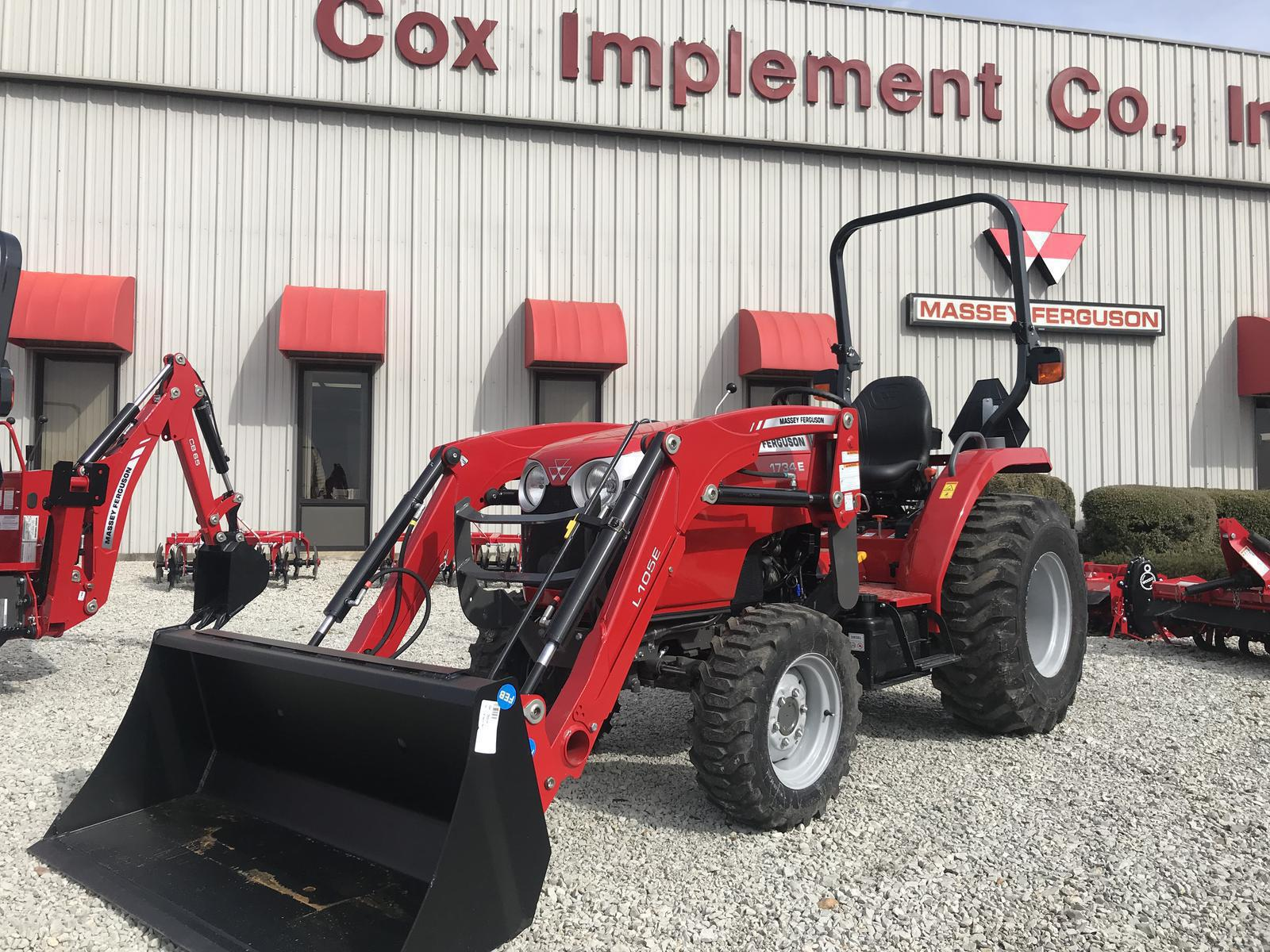 Inventory from MEB TRAILERS and Massey Ferguson Cox