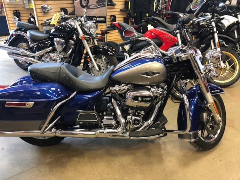 2017 harley-davidson� flhr - road king�