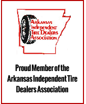Proud Member of the Arkansas Independent Tire Dealers Association