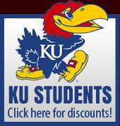 KU Students click here for discounts!