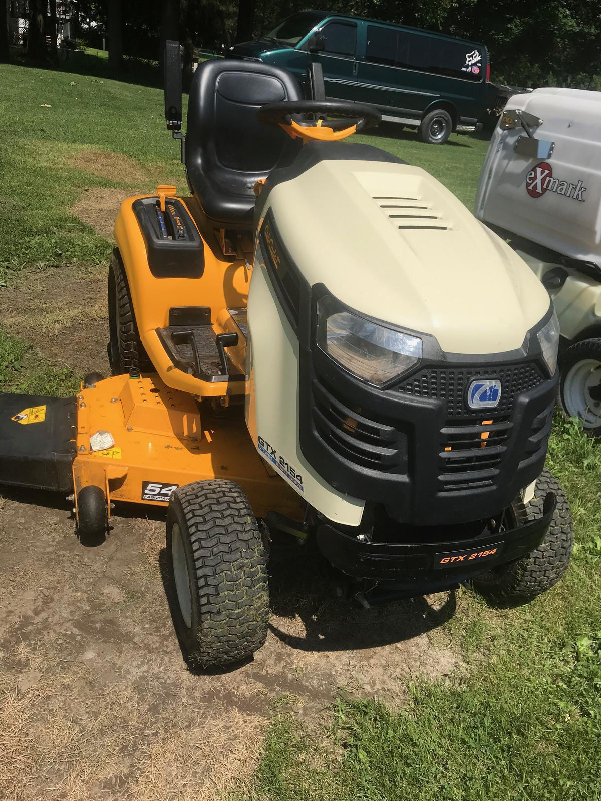 Inventory from Cub Cadet Worcester's North Ridgeville, OH 440-327-2196