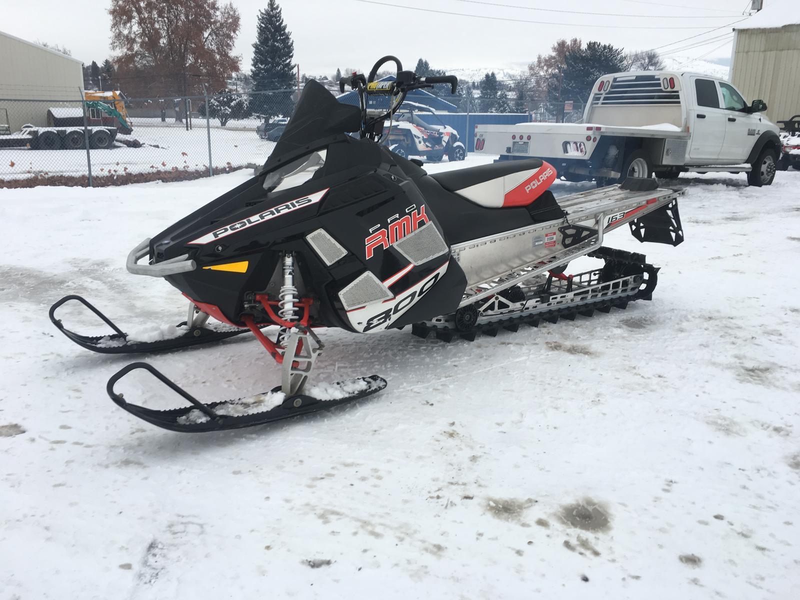 2012 Polaris Industries 800 Pro-RMK® 163 for sale in Omak, WA | Omak ...