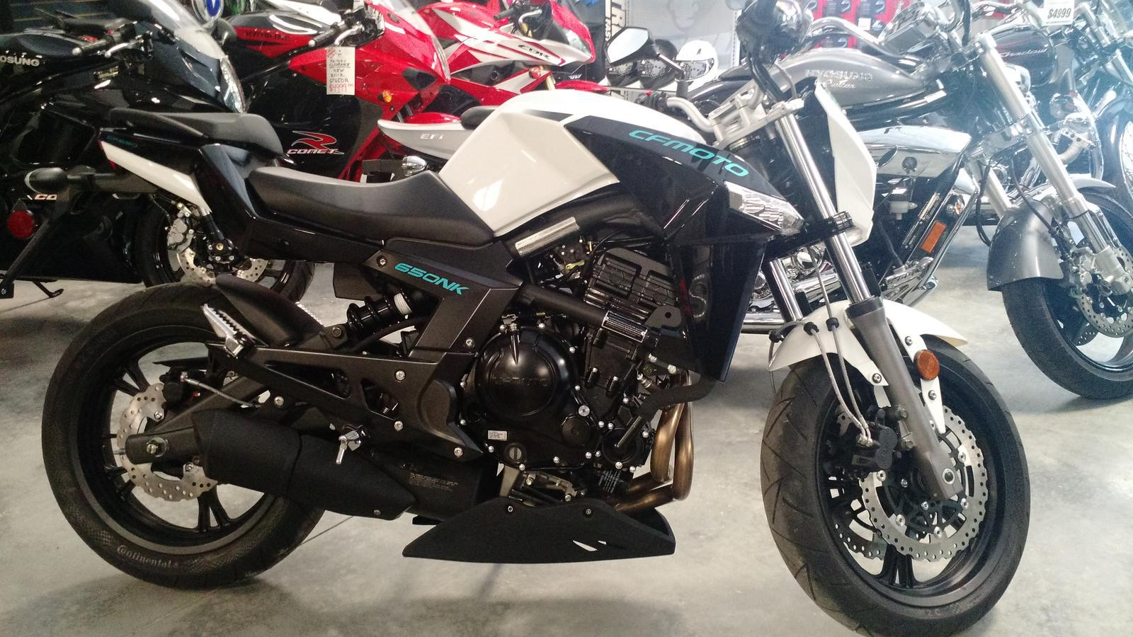 2015 CFMOTO 650NK for sale in Washington, NC. Avalanche Motorsports ...