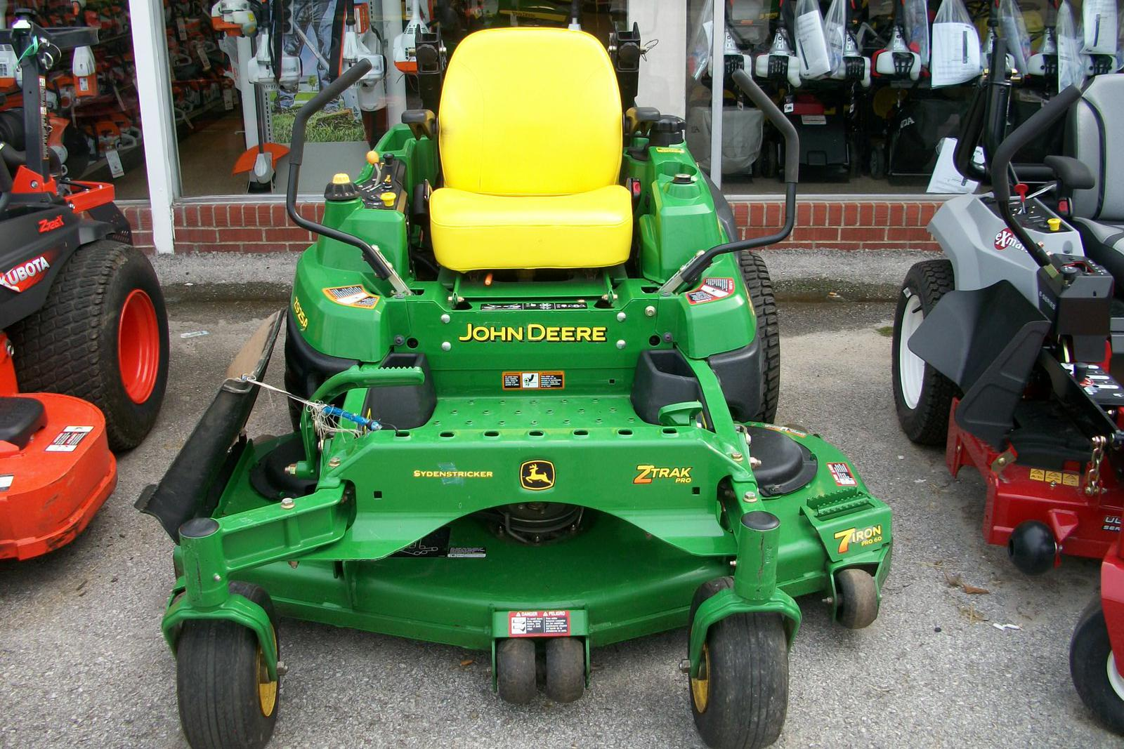 2011 John Deere Z925a 27hp Pro 60inch 7iron Deck Rider For. John Deere. High Capacity John Deere 60 Inch Mower Deck Diagram At Scoala.co