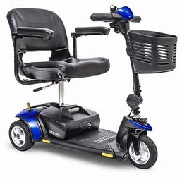 2017 Harmar Universal Harmar Manual Lift & Pride GoGo Scooter