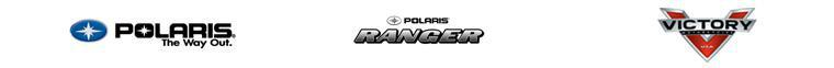 We carry products from Polaris and Victory.