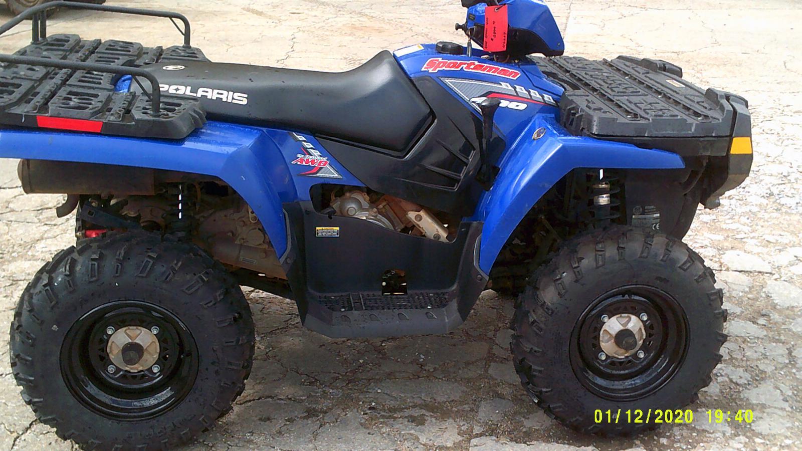 2005 Polaris Industries SPORTSMAN 400