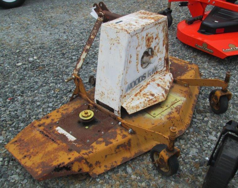 Woods RM59-3 for sale in Lexington, NC  Sink Farm Equipment