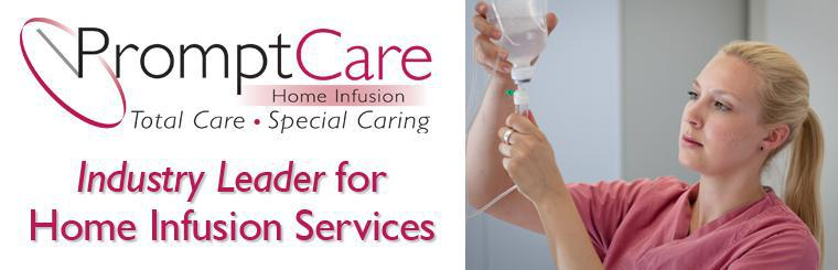 Prompt Care Home Infusion Services