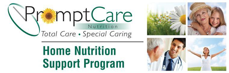 PromtCare Home Nutrition