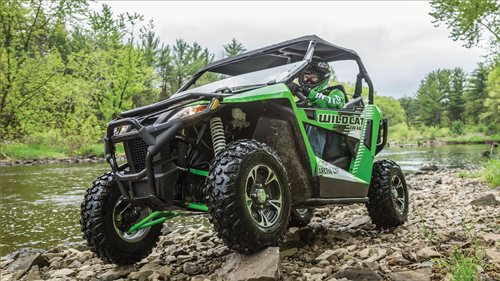 2016 Arctic Cat Wildcat Trail Xt 5