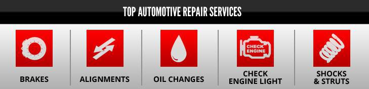 Top Automotive Repair Services
