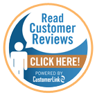 Read customer reviews. Click here! Powered by Customer Link.