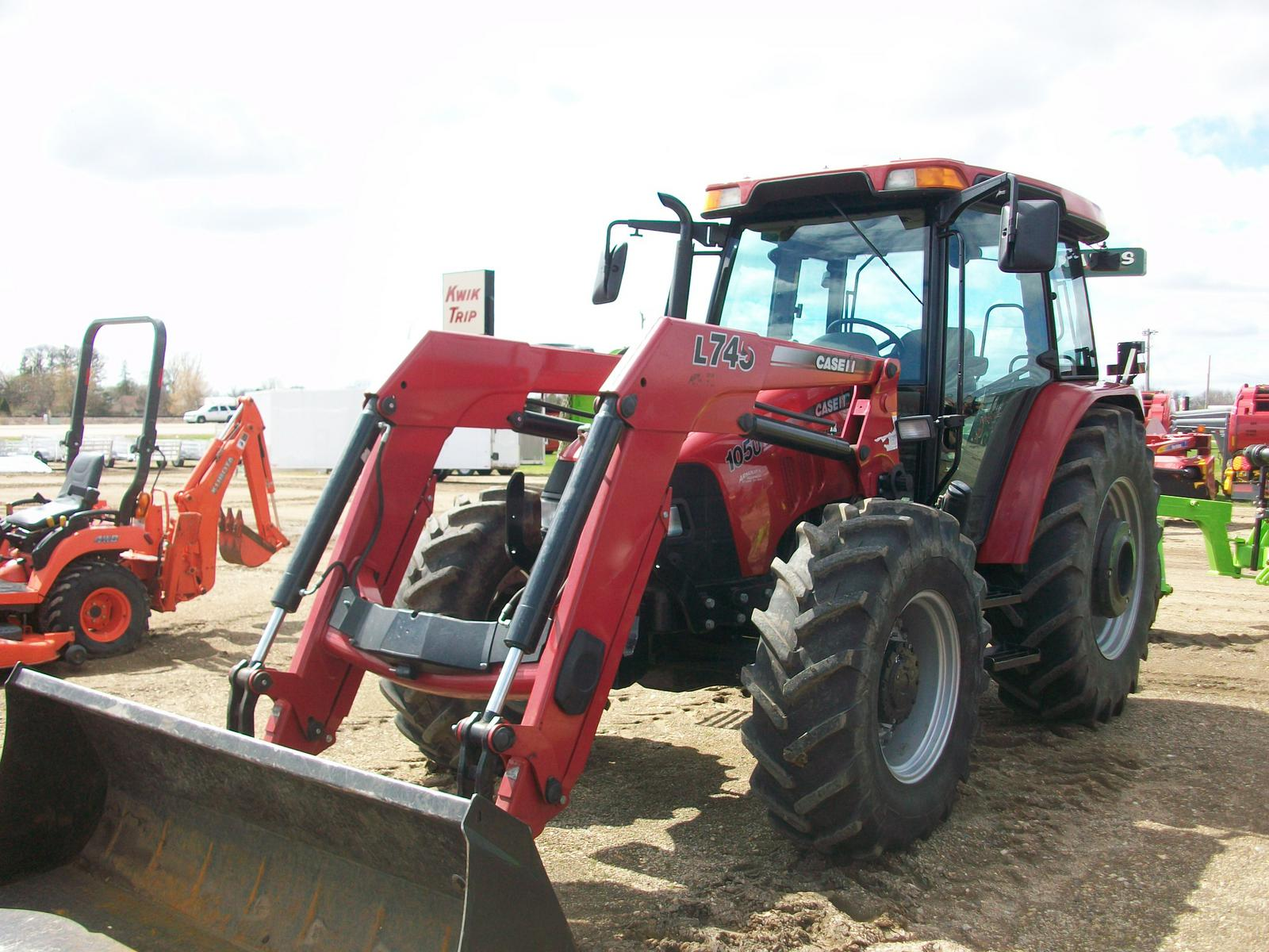 Inventory from Case IH Trueman-Welter's Tractor and