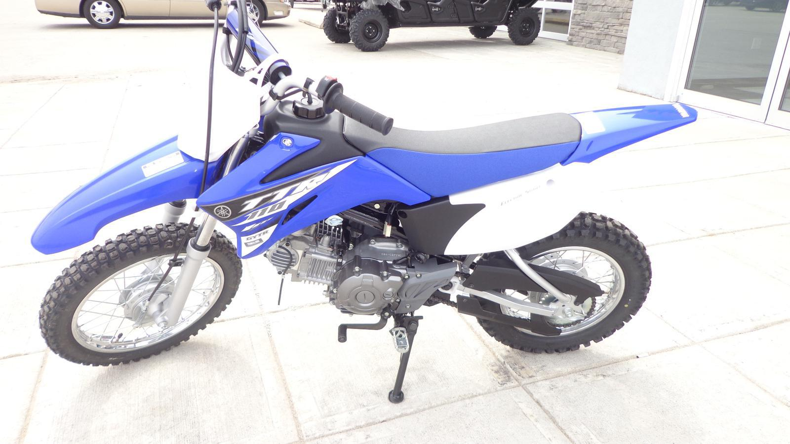 2016 Yamaha TTR 110 for sale in Morehead, KY | CAVE RUN MOTORSPORTS ...