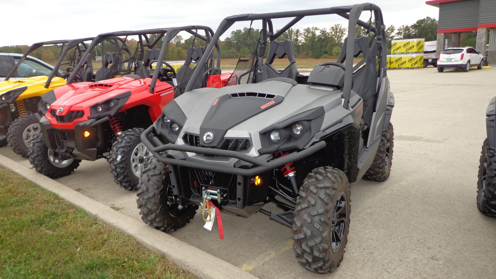 Can am commander 1000 limited 2016 for sale - In Stock