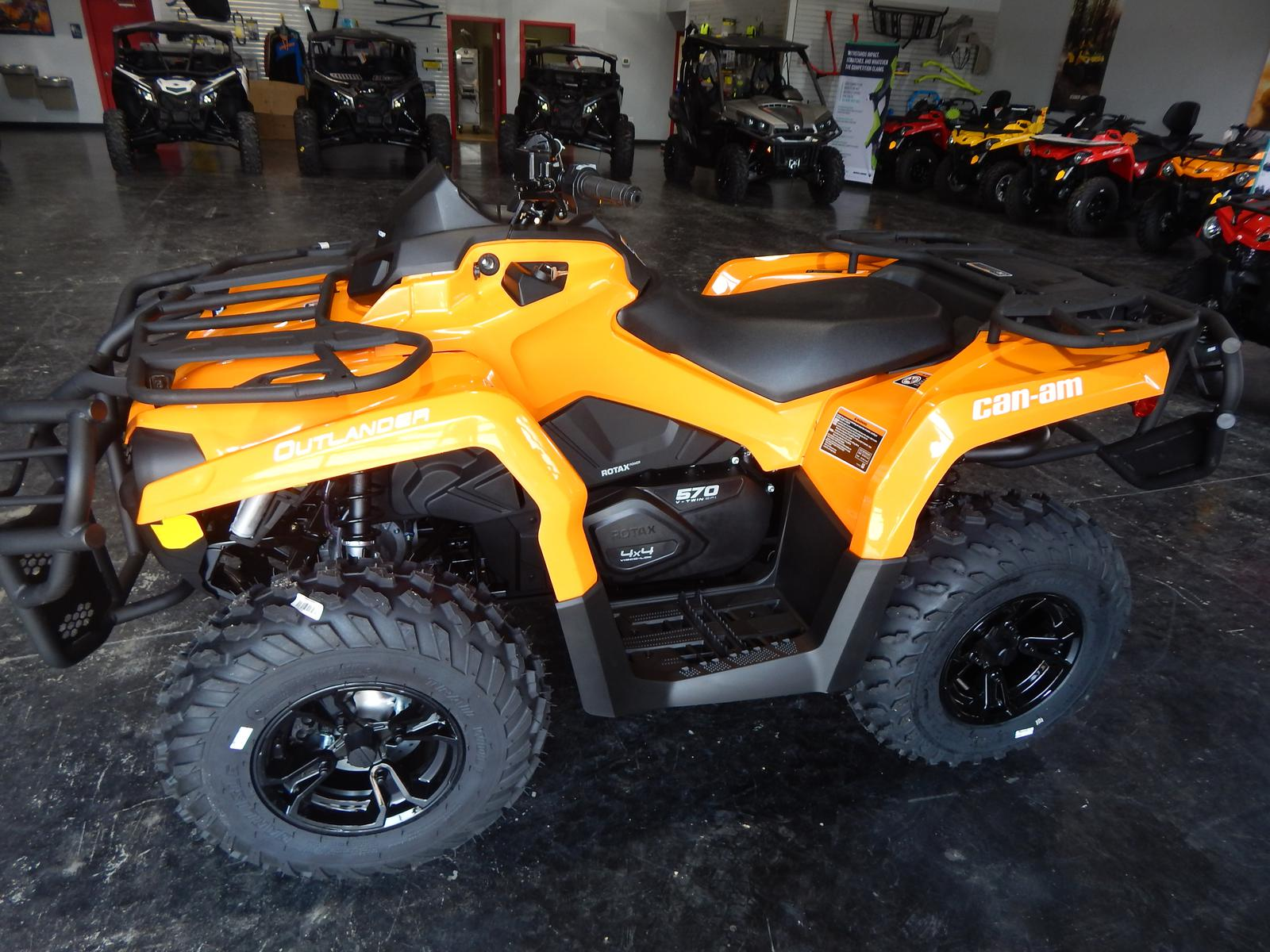 2018 Can Am Outlander 570 Dps For Sale In Morehead Ky Cave Run